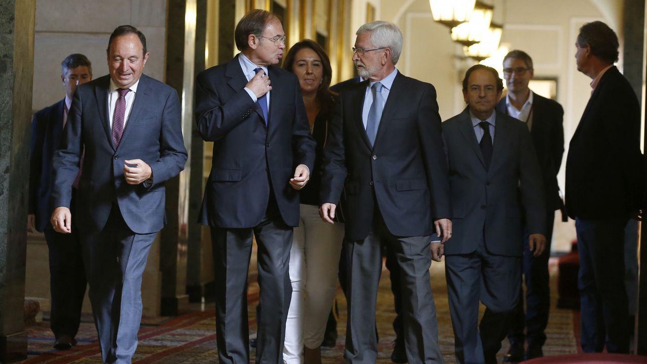 Más que contar: especialdeclaración de independencia en Cataluña.Pedro Sánchez y Miquel Iceta en una foto de archivo