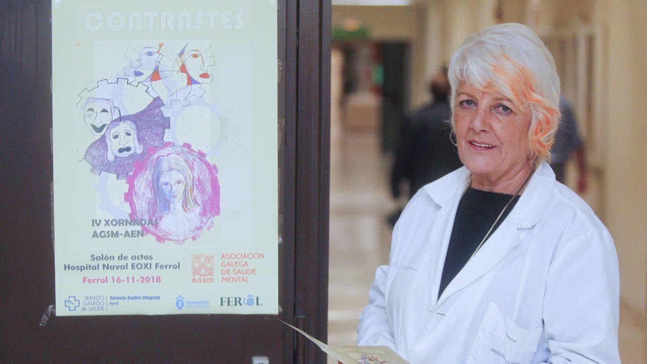 Visitamos las entrañas del Hospital de Ferrol con su jefe de mantenimiento
