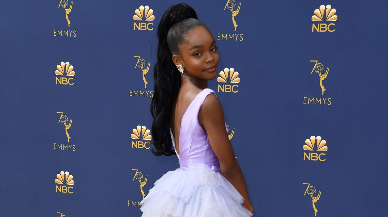 Emmy 2018:  Marsai Martin