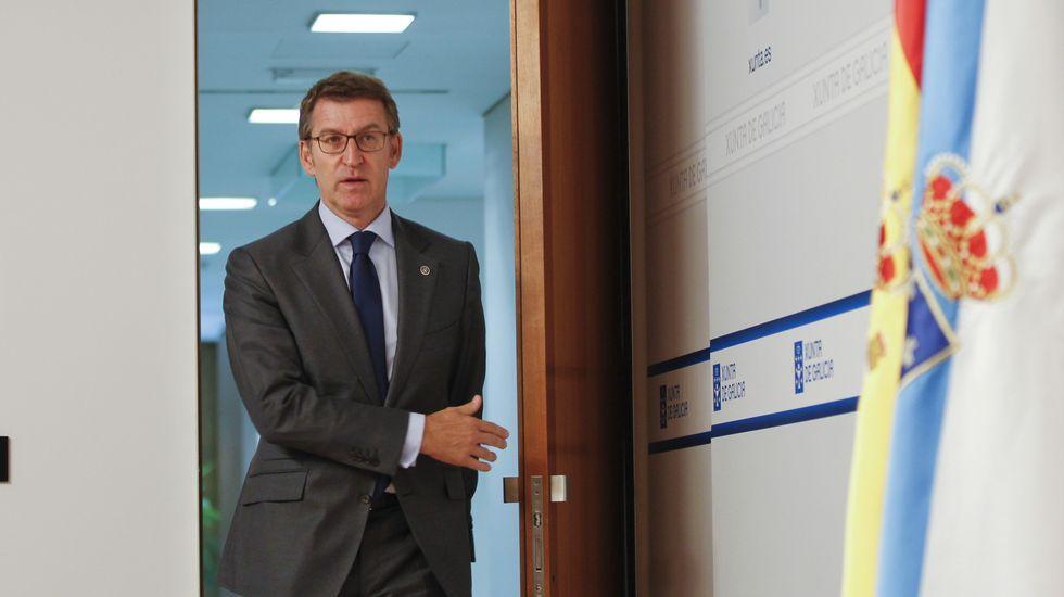 Portugal, polo de atracción para la empresa gallega