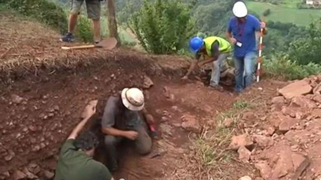 Excavación en Belmonte
