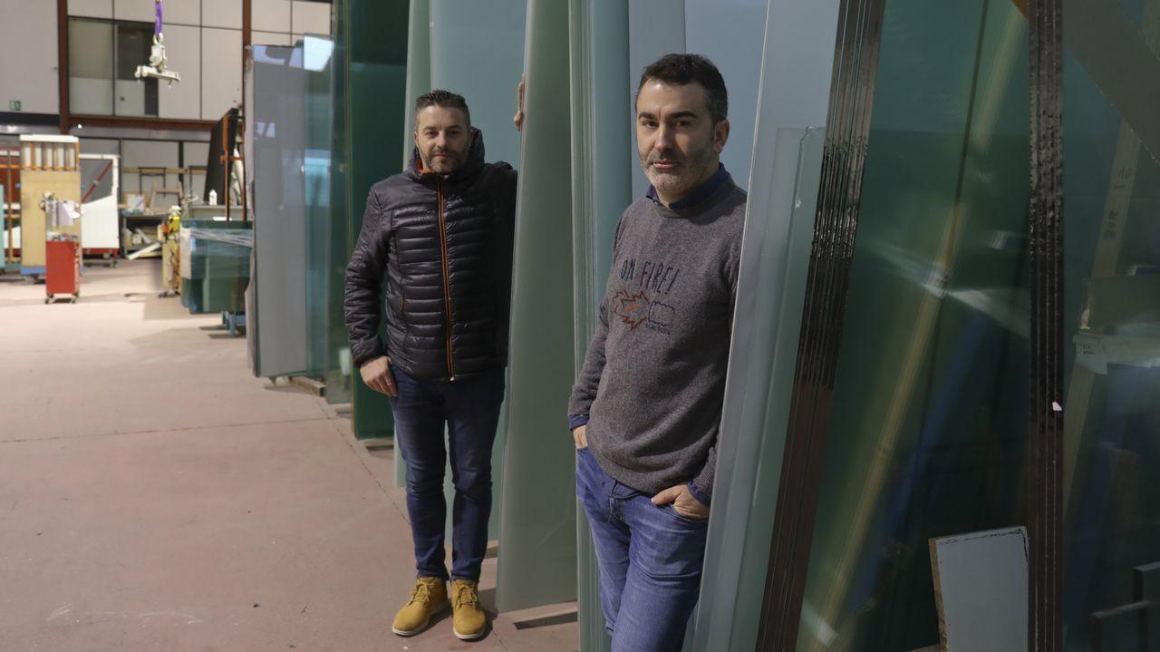Compostela recibe el primer día del 2019