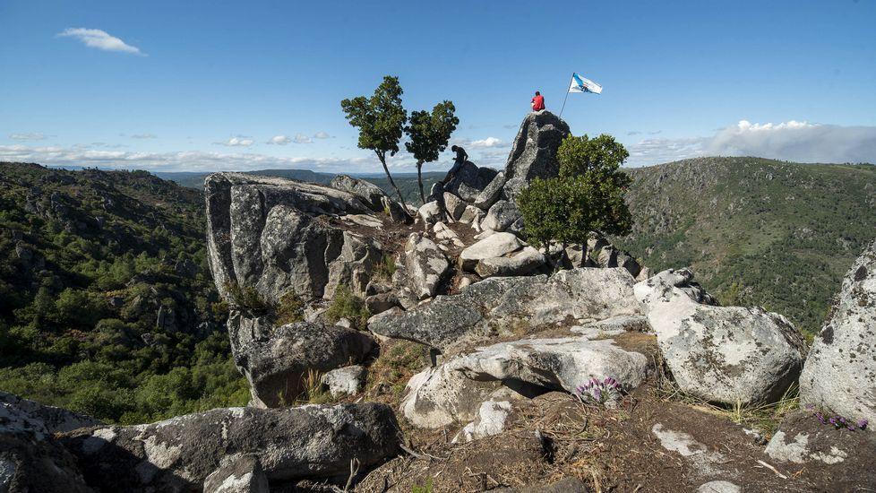 Las mejores fotos de la ruta del castro de Moura