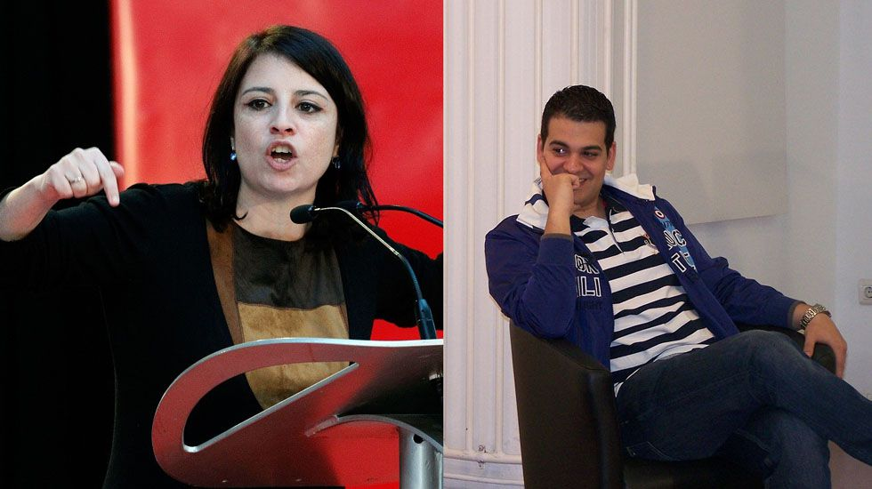 «Señoría, en su despacho yo liaba las farias y los famosos entrefinos».Adriana Lastra y Nino Torre