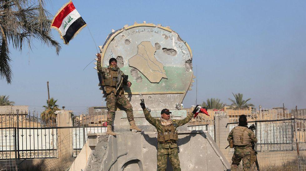 El Ejército iraquí reconquista Ramadi.El padre de Aylan