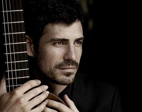 Villegas interpretó anoche el «Concierto de Aranjuez».