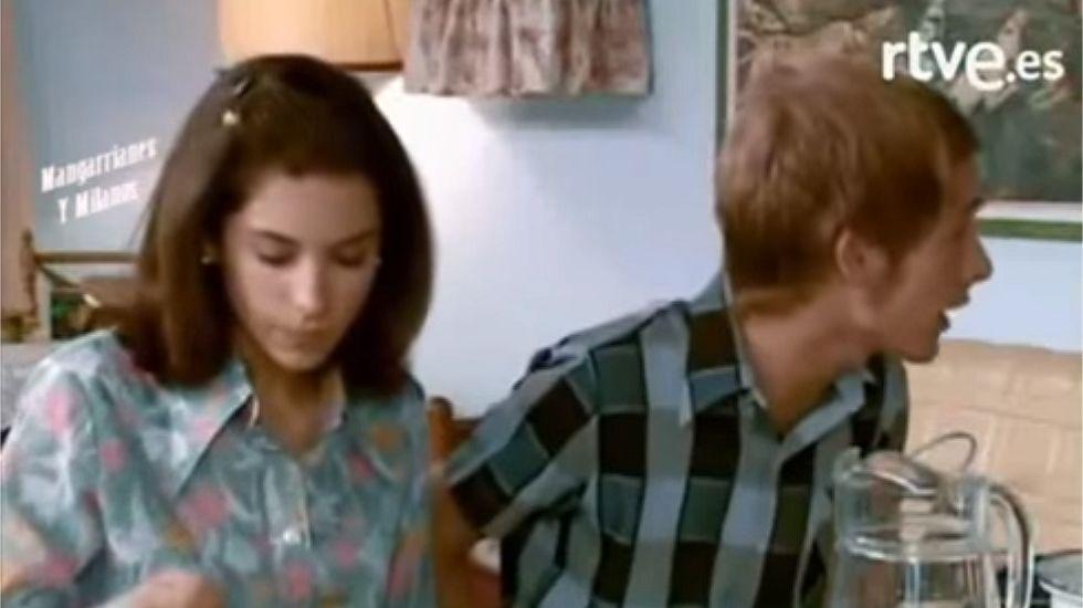 Quince años de Toni Alcántara en «Cuéntame».Los dos titiriteros imputados.