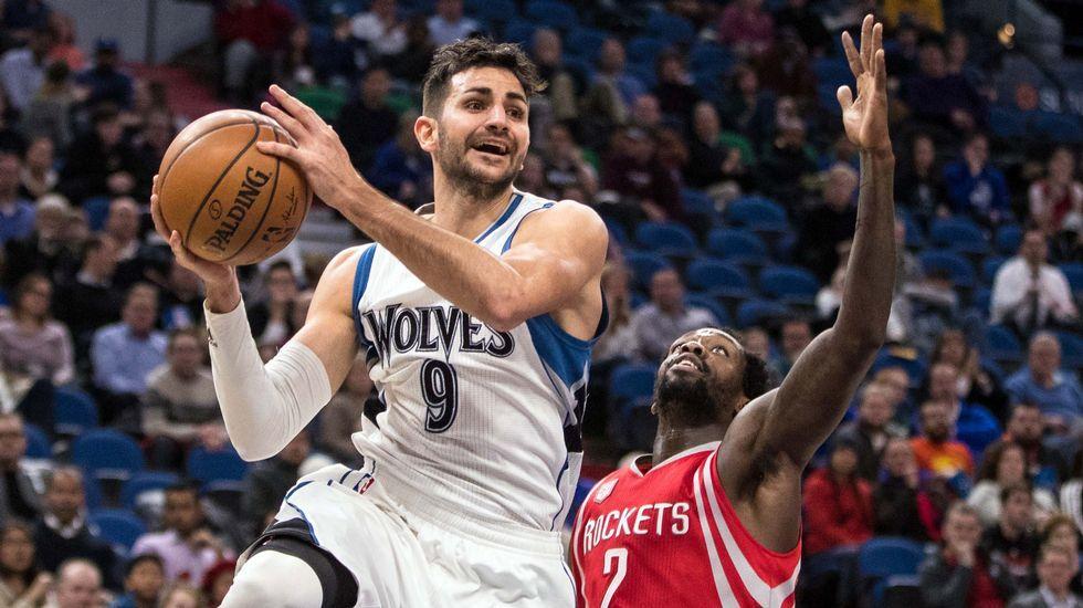 Los mejores momentos del partido entre Timberwolves y Rockets.Marc Gasol