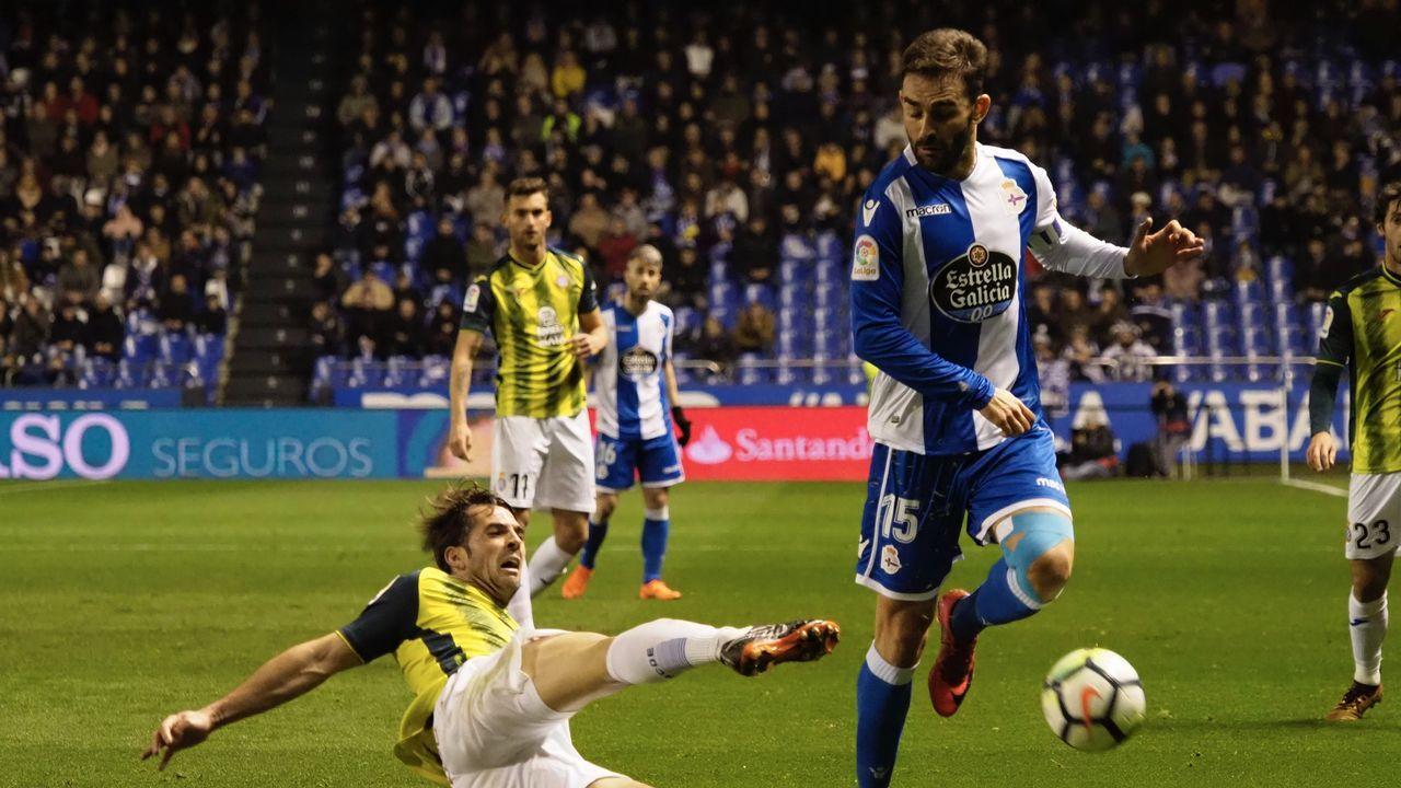 Seedorf: «Con pesimismo no vamos a rendir».Gómez Noya inicia ahora una etapa de entrenamientos en Pontevedra
