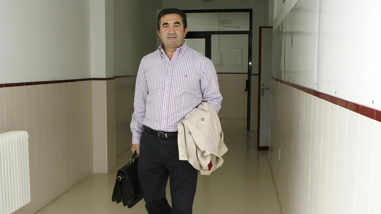 José Ramón Varela Rey, excalde socialista de Malpica