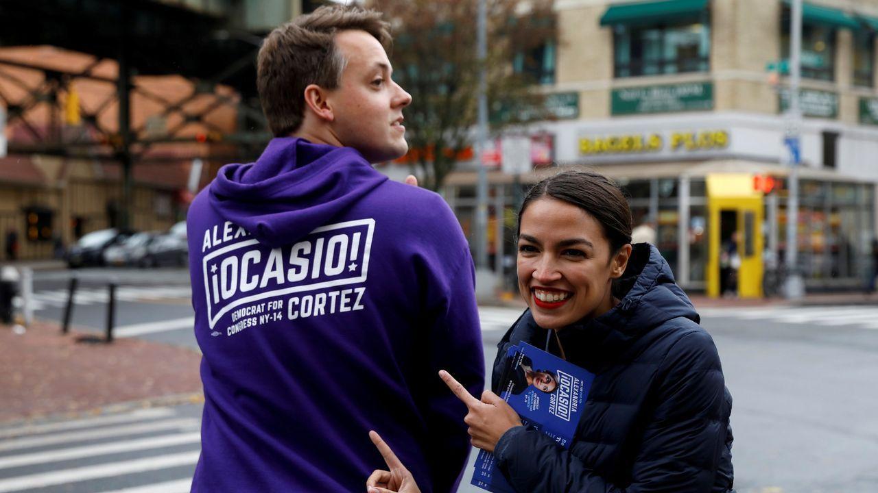 La vida de George H. W. Bush, en imágenes.Alexandra Ocasio-Cortez se presenta a congresista por Nueva York