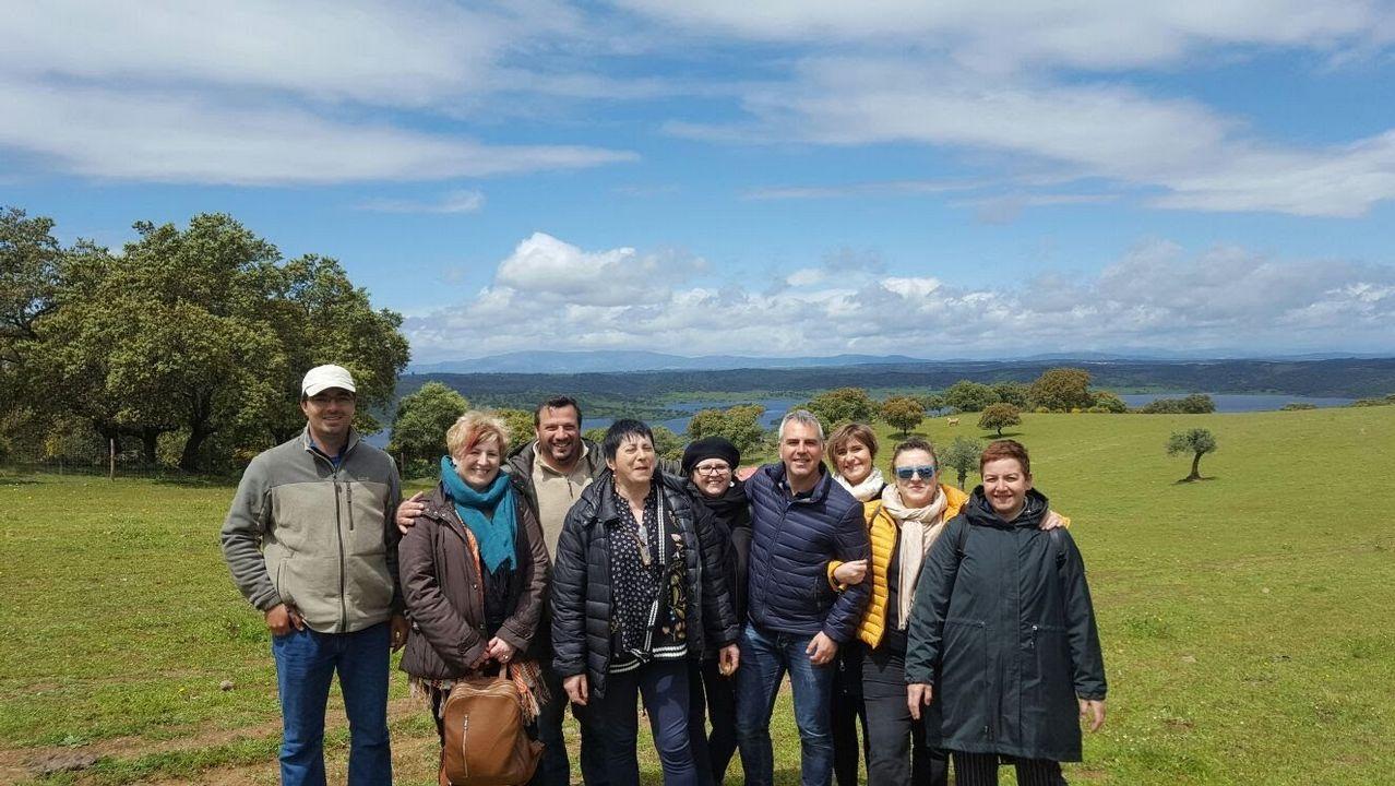 Afiprodel visitó recientemente Portugal para conocer el proyecto pionero de las Aldeias Históricas, una iniciativa de gestión comarcal conjunta.