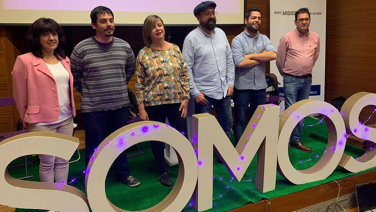 Somos Oviedo presenta el programa de su candidatura a las municipales