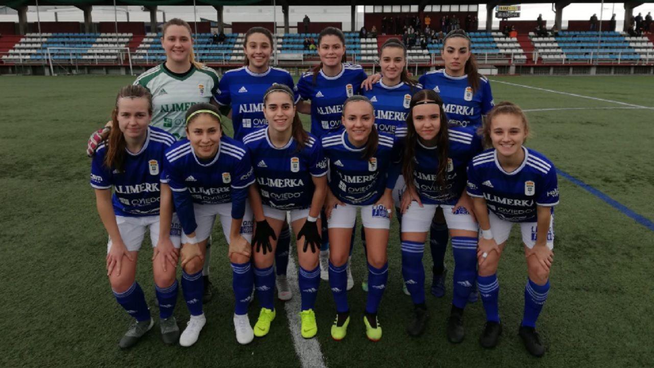 Victoria CF Real Oviedo Femenino