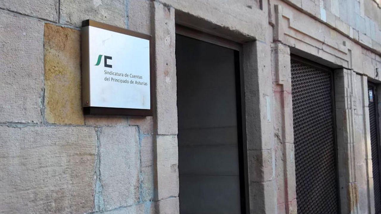 Sindicatura de Cuentas del Principado de Asturias