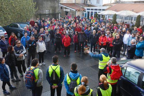 Bicifestación por las calles de Pontevedra