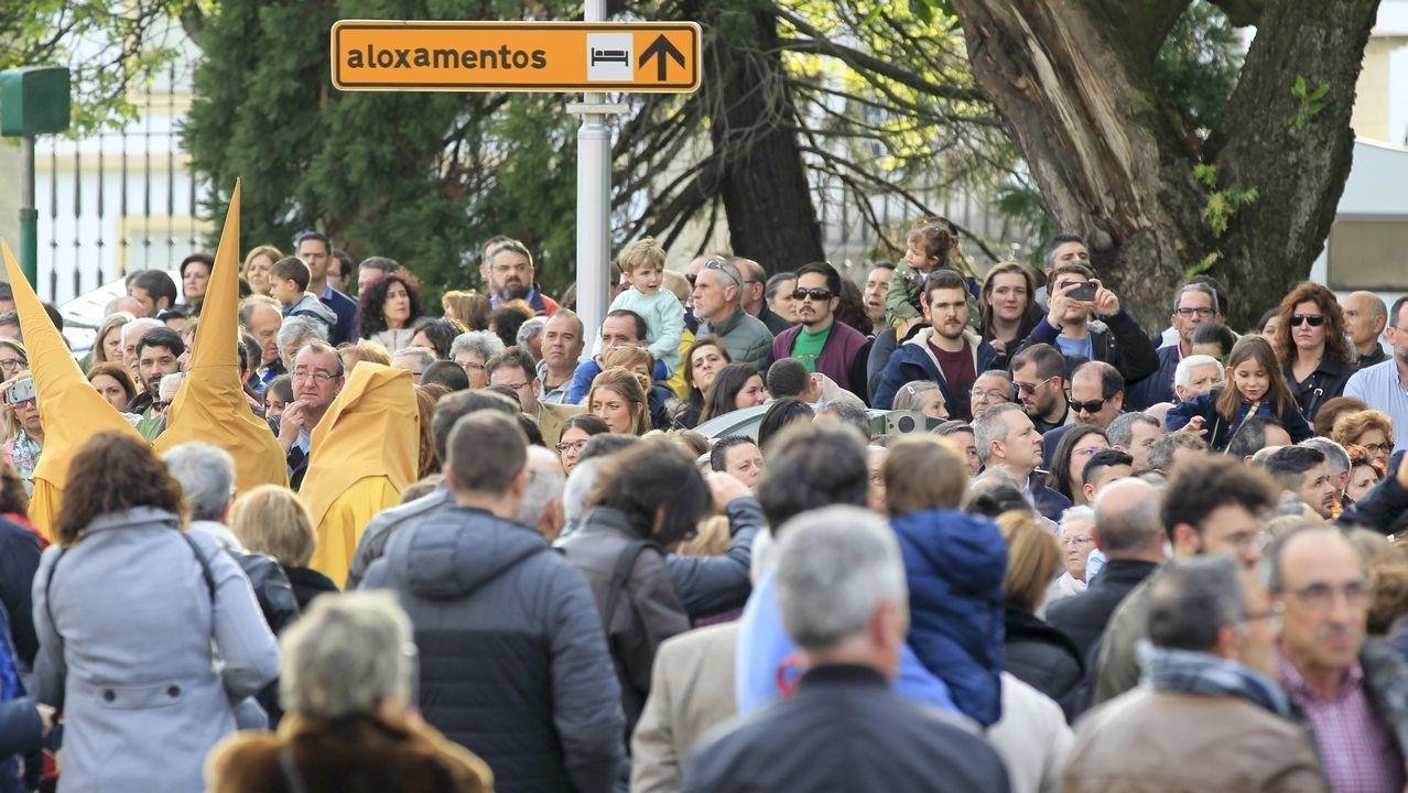 Jueves Santo | Procesión de la Pontificia, Real e Ilustre Cofradía de Nuestra Señora de las Angustias