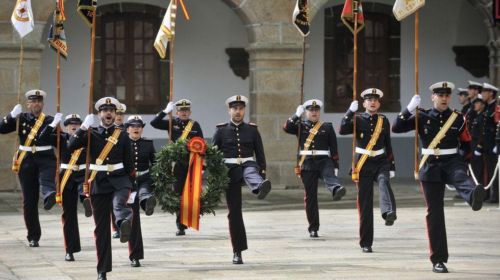 Conmemoración del 201 aniversario de la Batalla de Tolosa en el Tercio Norte