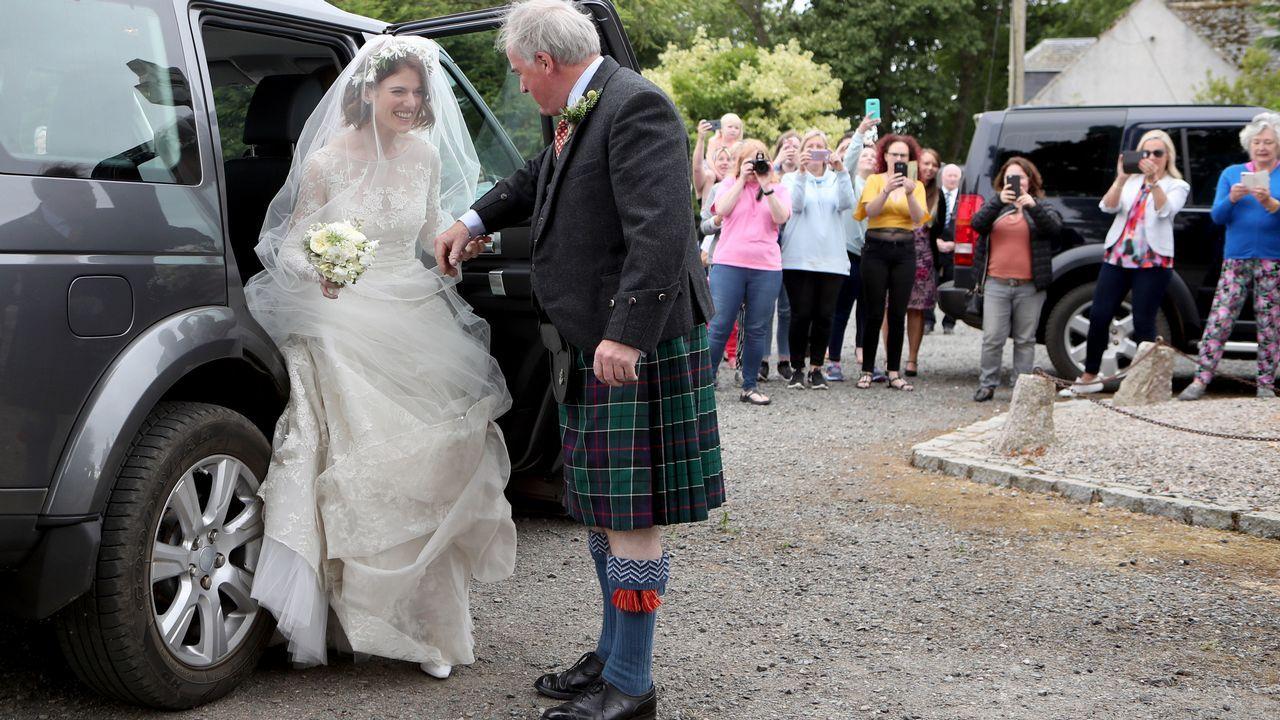 La celebración ha tenido lugar en la localidad de Kirkton of Rayne, en Escocia.