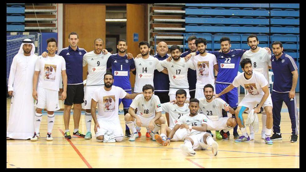 .El Al Nasr peleará por el título de la Copa Presidente de los Emiratos Árabes Unidos