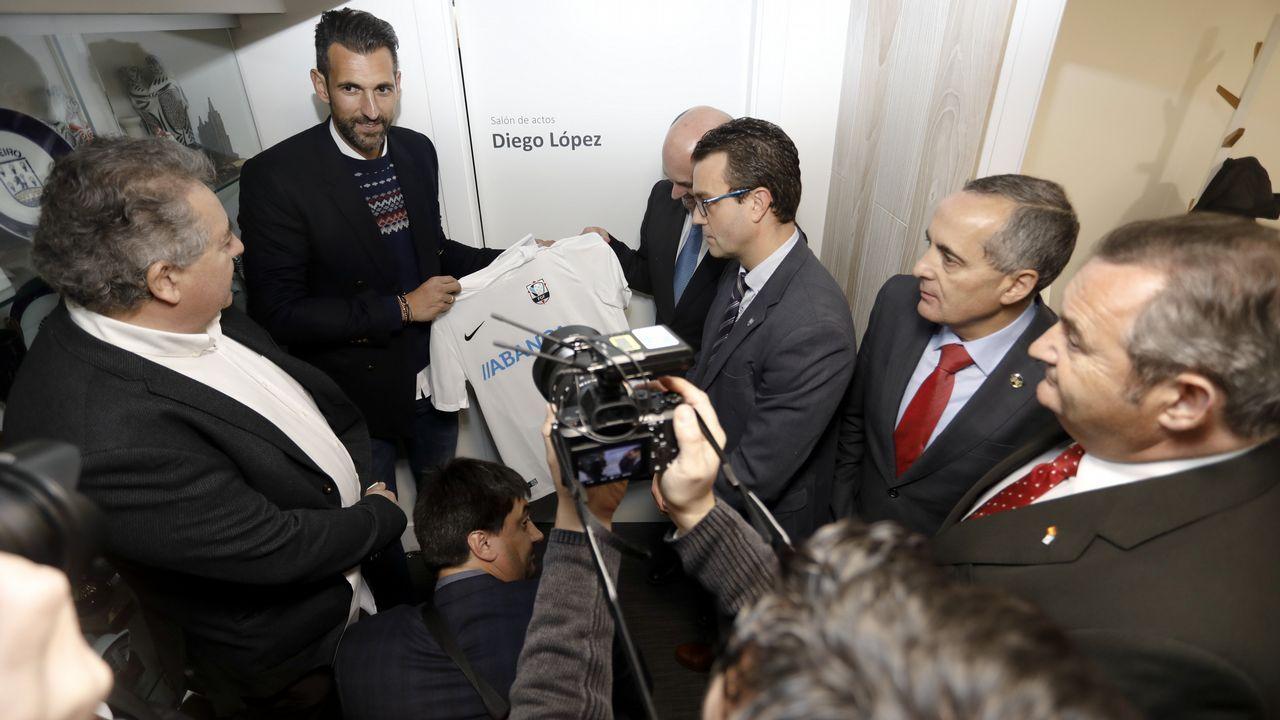 Las imágenes del Dépor - Málaga