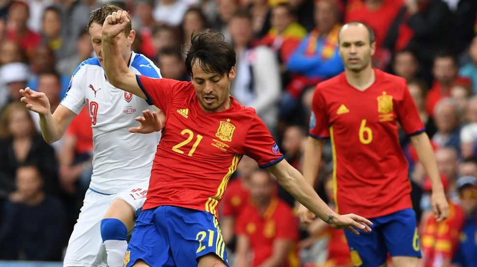 Del Bosque exige personalidad.Sergio Ramos se lamenta tras la derrota contra Italia