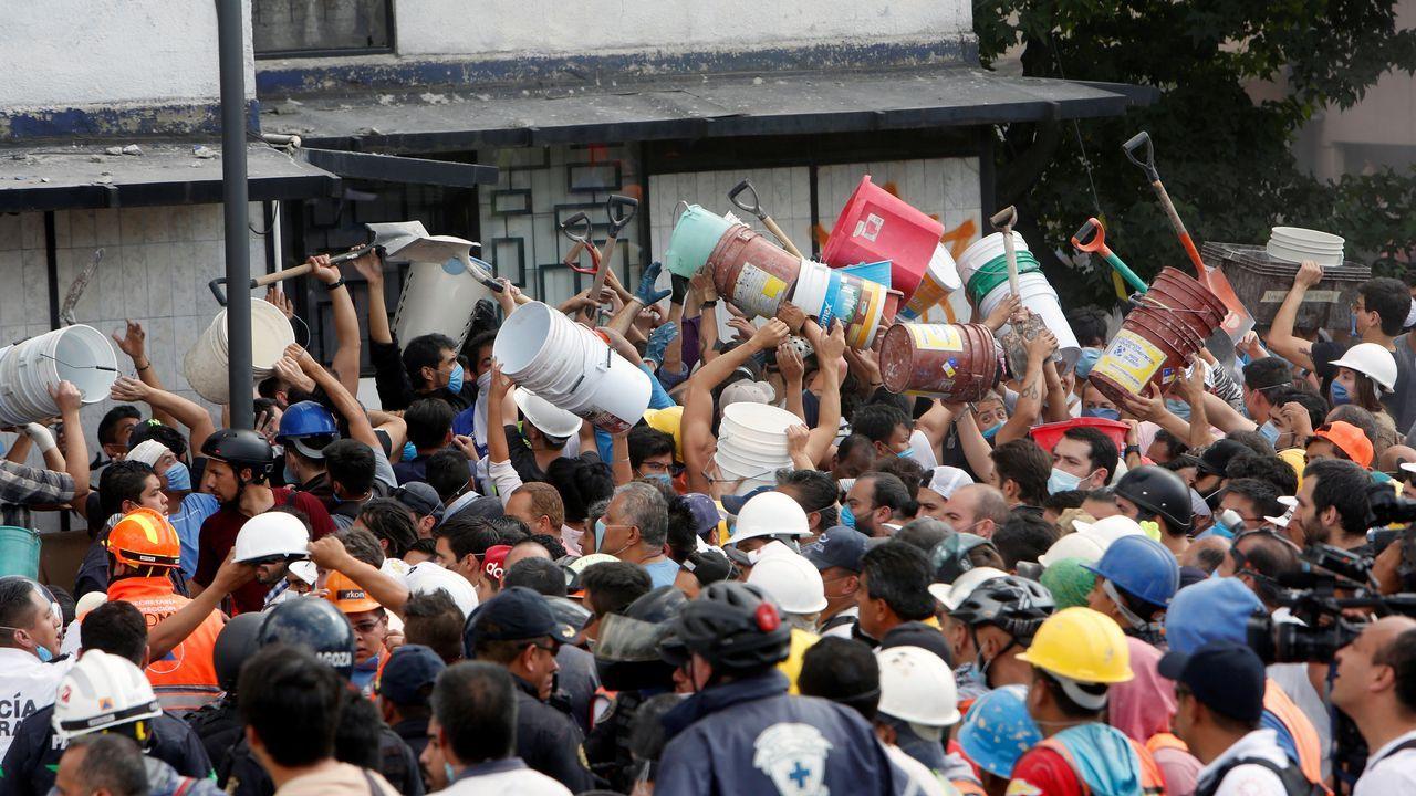 .Terremoto en México