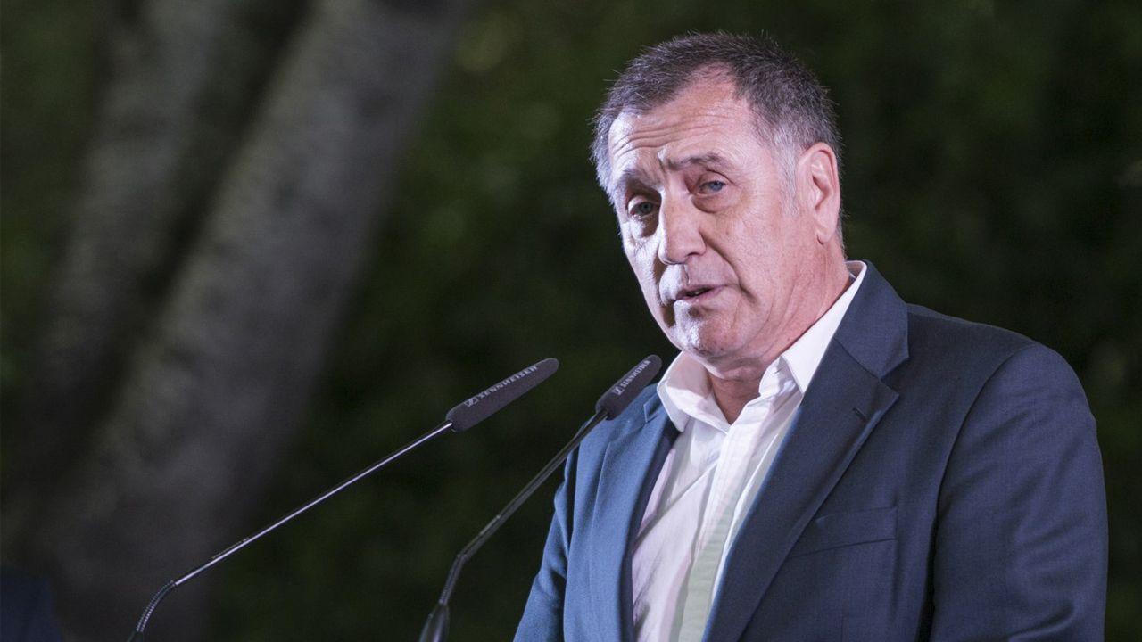 Alberto Pozas, en una imagen de archivo
