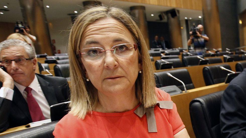 .Irene Garrido Valenzuela. Número 2 del PP por Pontevedra.