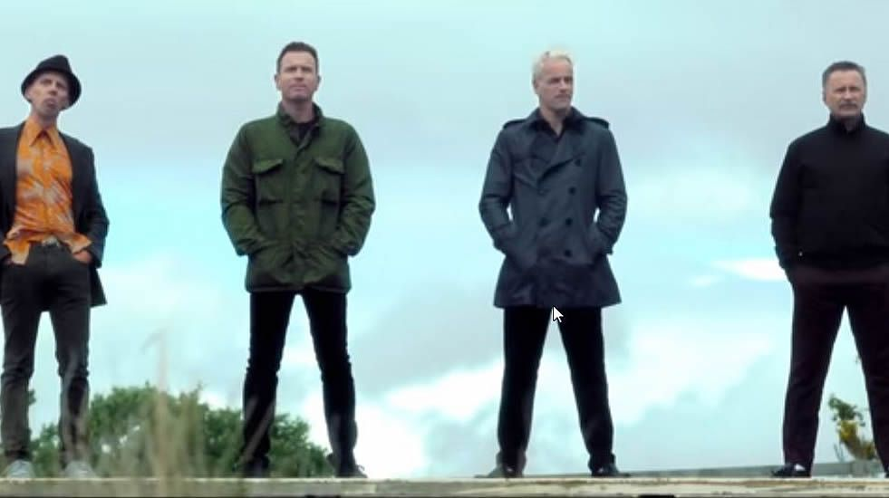 Tráiler oficial de «Trainspotting 2»