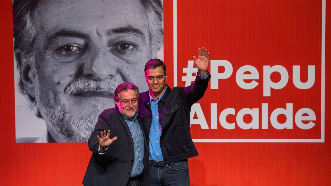 Fue en enero cuando se desveló el fichaje sorpresa de Pepu Hernández, exentrenador de la selección española de baloncesto, por parte de Pedro Sánchez para encabezar la candidatura socialista a la alcaldía de Madrid, una apuesta que generó mucho recelos en el PSOE.