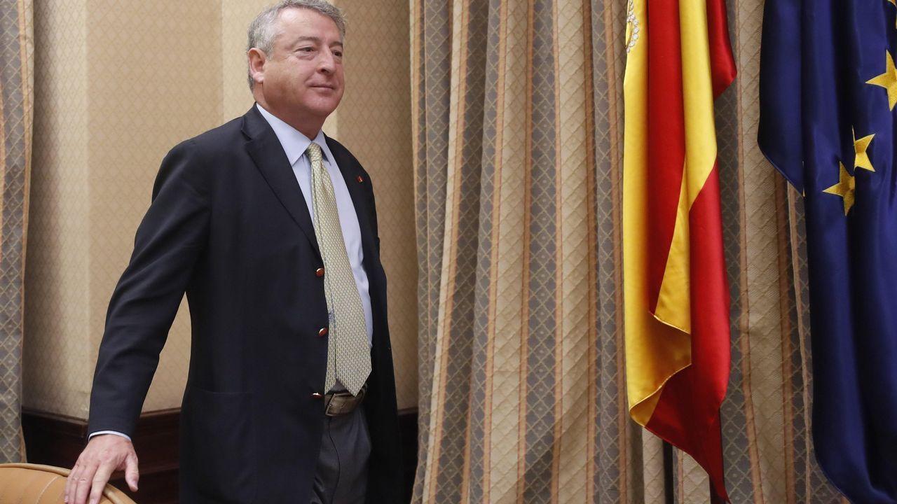 En la imagen, José Antonio Sánchez