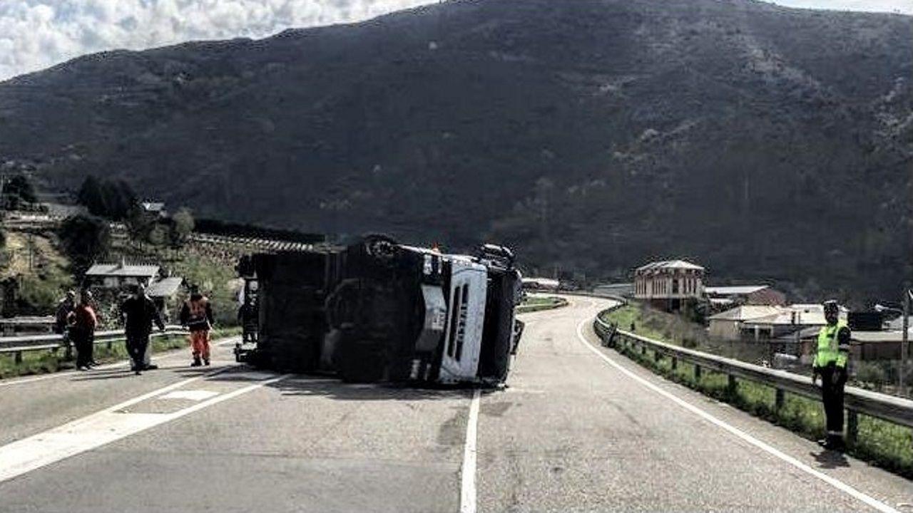 Hitos kilométricos en Galicia