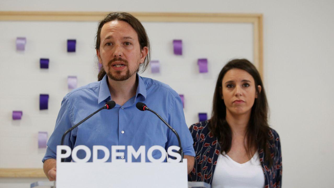 Emilio León y Daniel Ripa en el Consejo Ciudadano