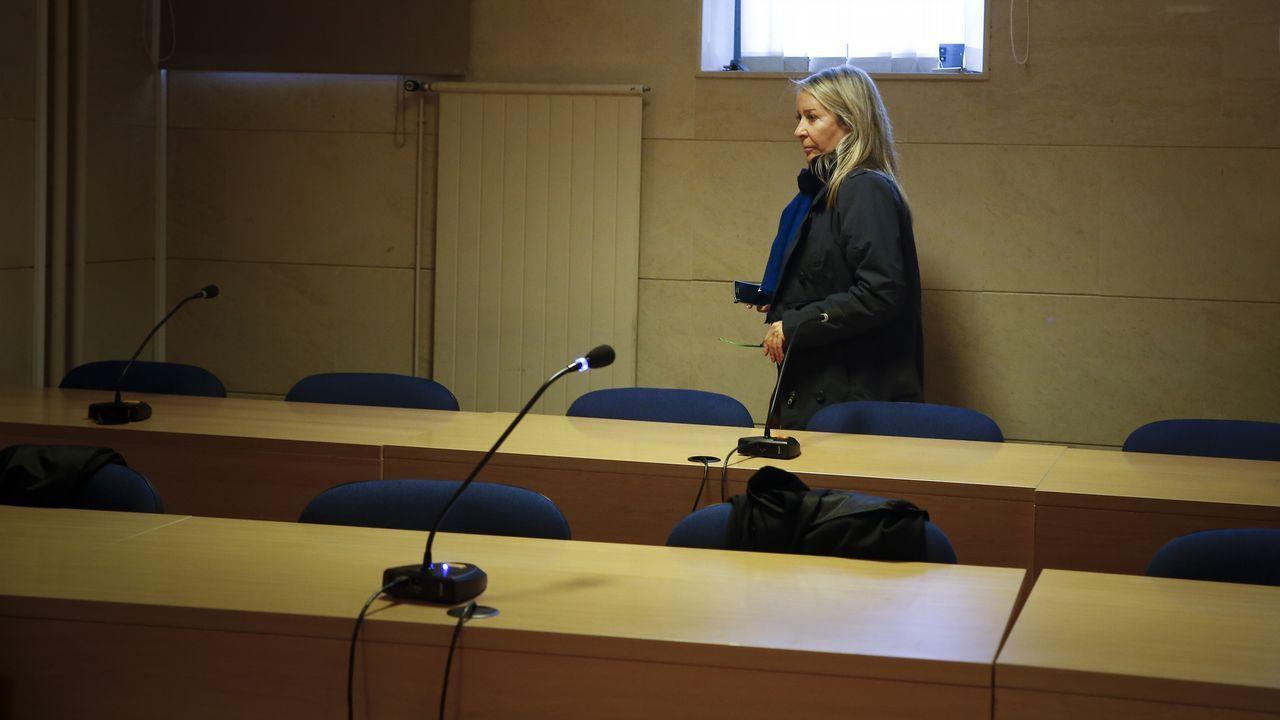 Comienza el juicio al Chicle por el rapto de la joven de Boiro que precipitó su detención