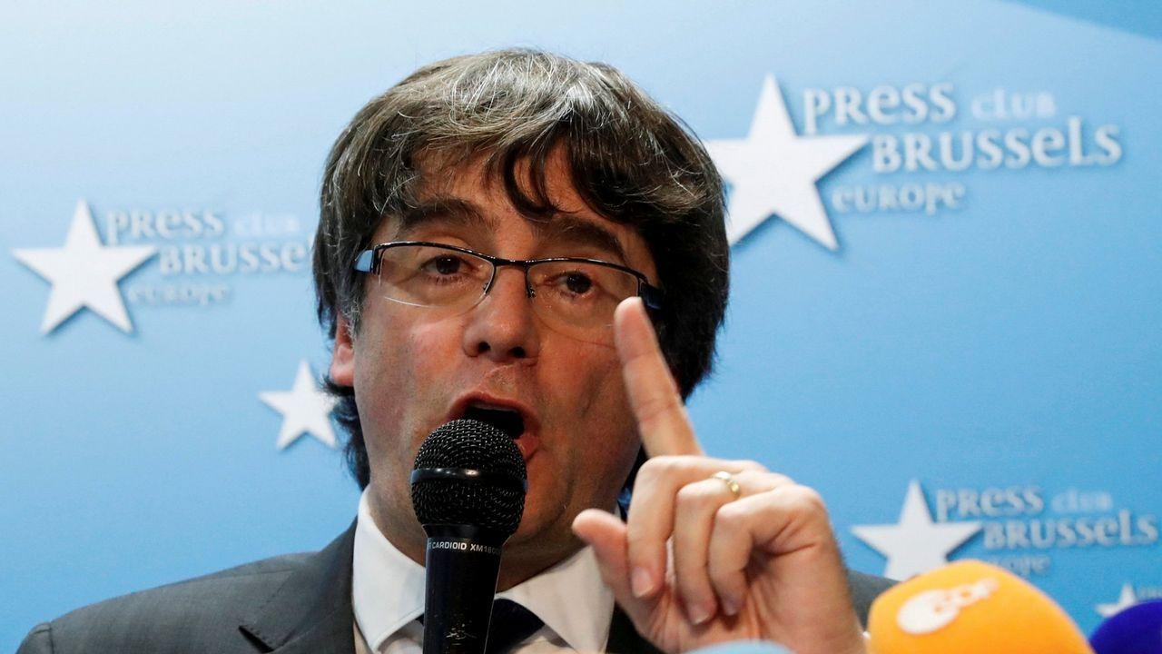 .Carles Puigdemont