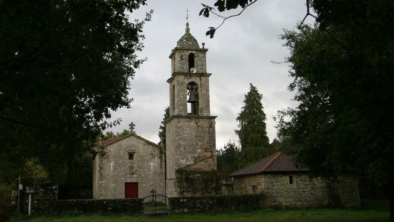 El recorrido pasará por la iglesia de Santiago de Castillón, entre otros lugares