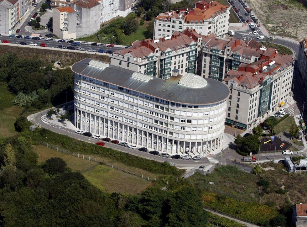 Las obras de construcción del futuro edificio judicial se licitaron el pasado mes de octubre.