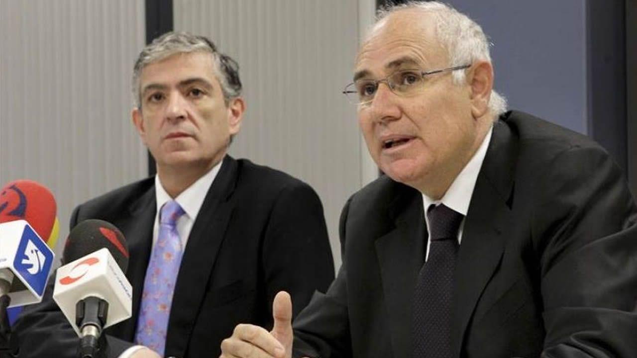 Trama Gürtel: estas son las condenas.Francisco Correa llegando a la Audiencia Nacional en 2016