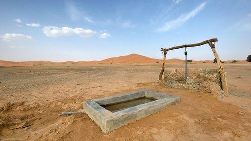 La extracción ilegal de agua en pozos es un problema mundial