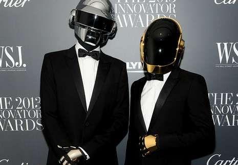 Brit Awards 2014: Sigue la gala en directo.Daft Punk.