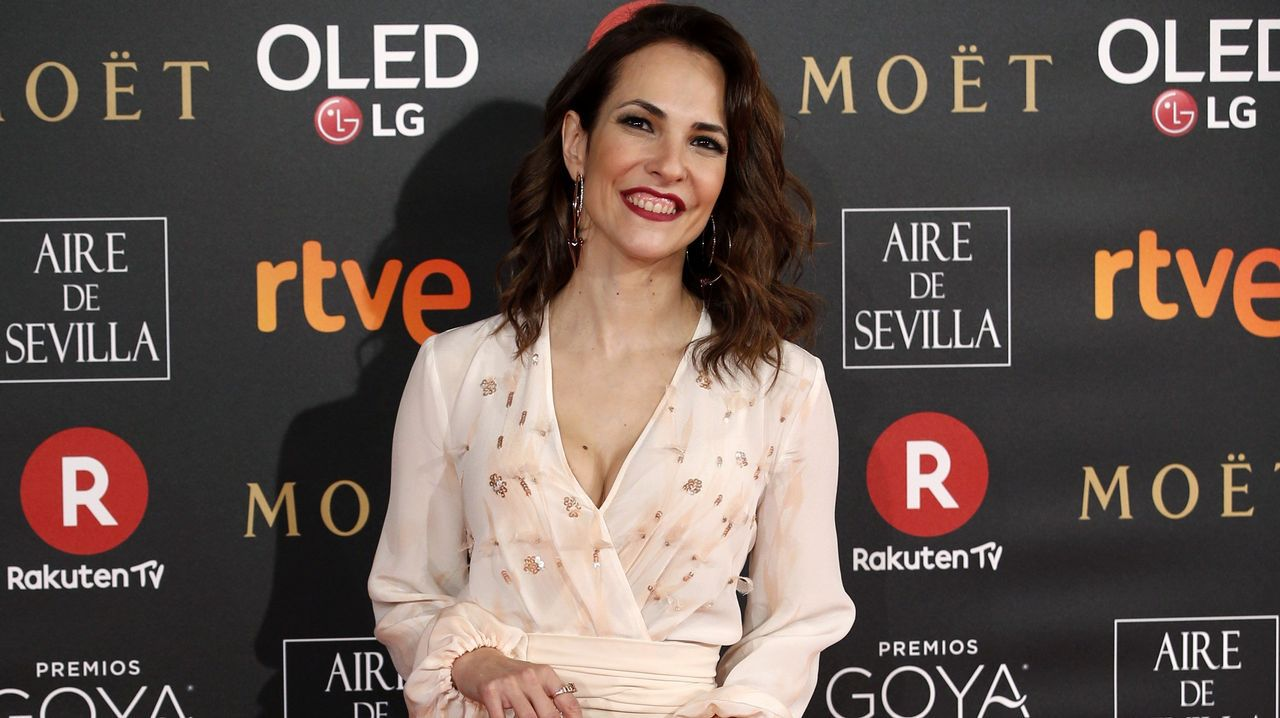 .La directora y productora Paula Ortiz