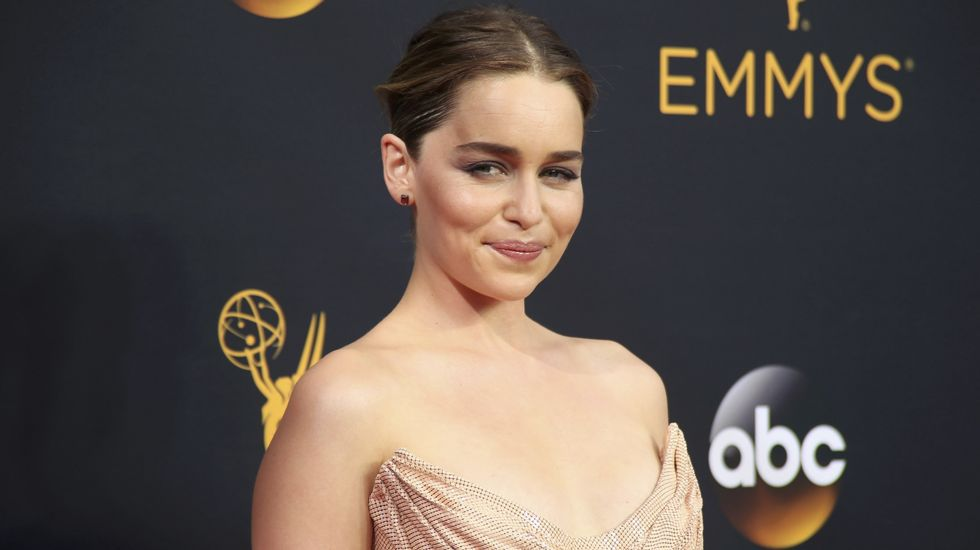 Los actores de «Juego de Tronos» celebran su triunfo en los Emmy