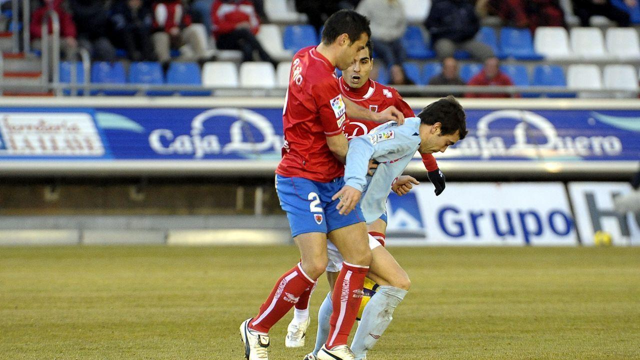 30 - Numancia-Cetla (0-0) el 31 de enero del 2010