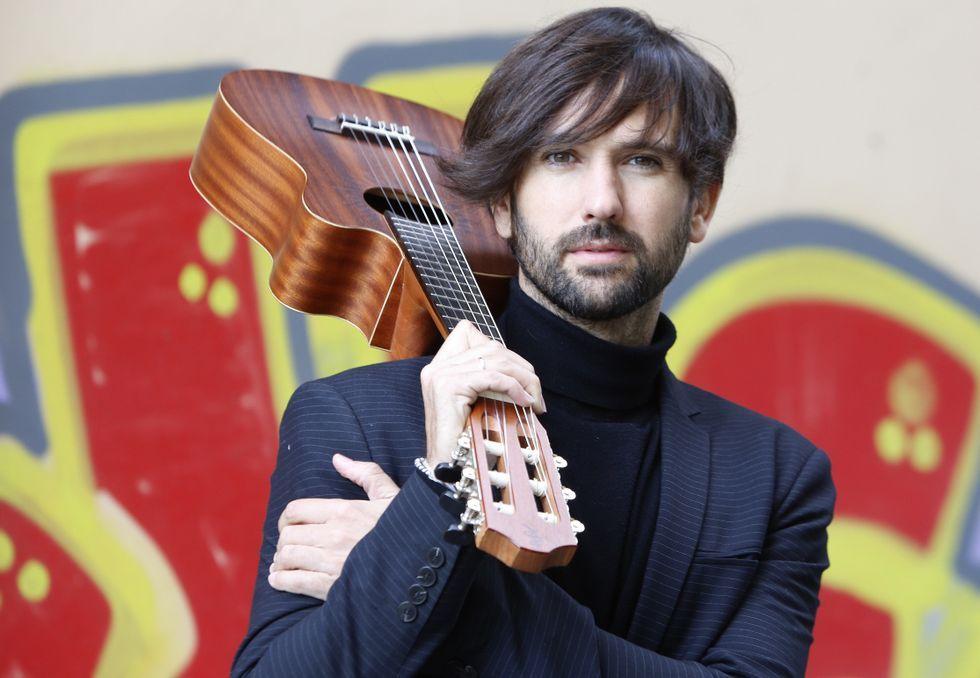 El concierto de Dani Martín, en imágenes.Dani Martín