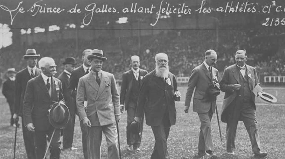 Los Primeros Juegos Olimpicos Modernos Cumplen 120 Anos