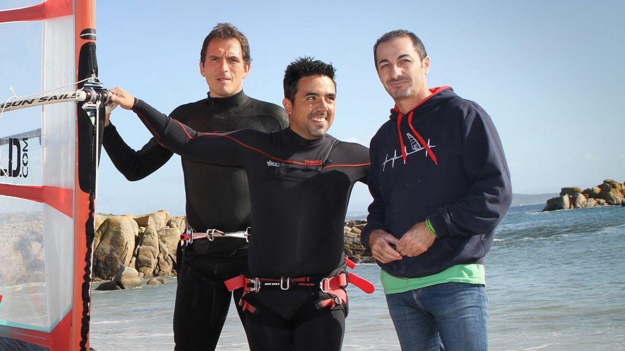 Xabi Fernández se impone con el Mapfre