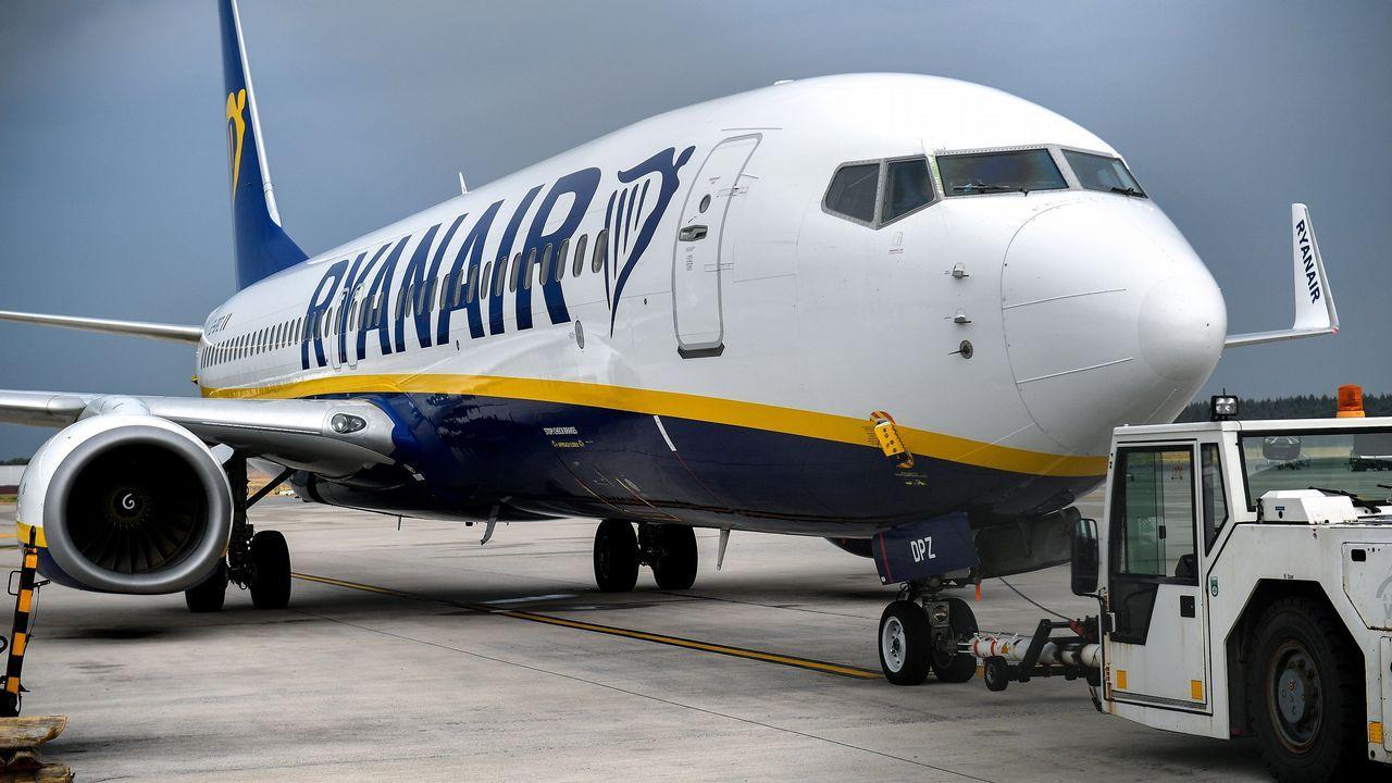 Conflicto laboral en Ryanair