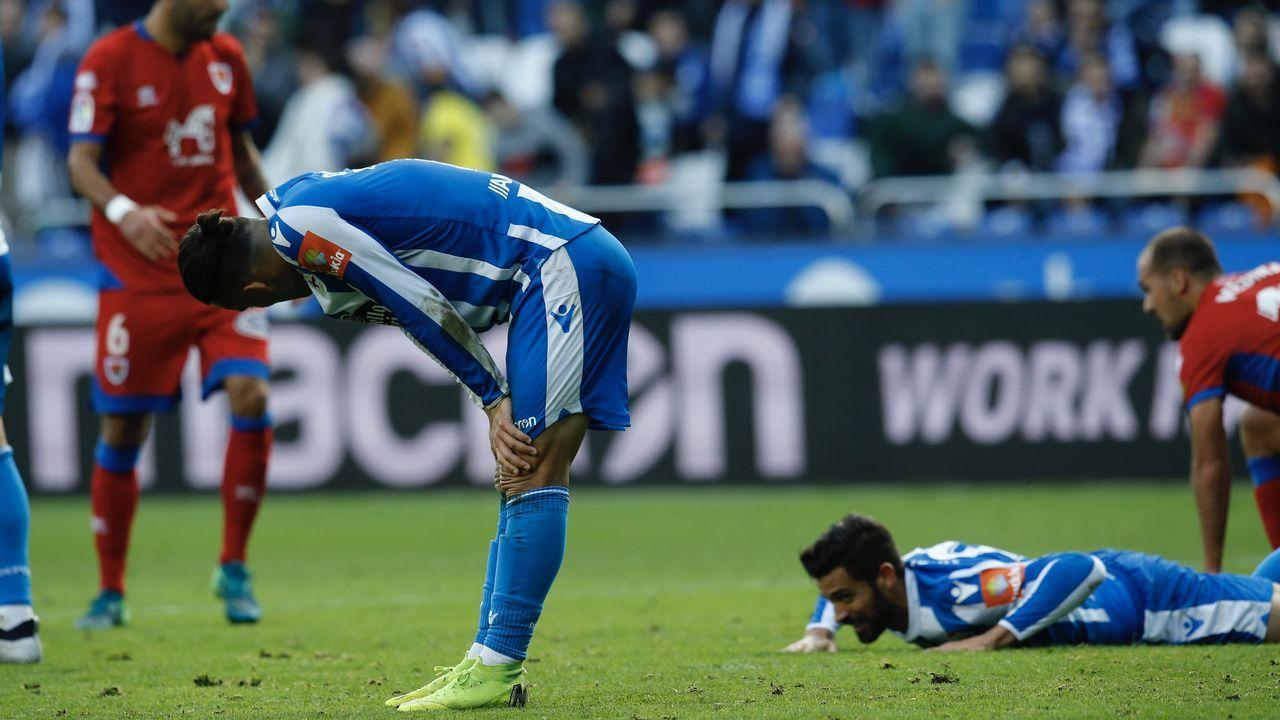 Deportivo - Albacete, en imágenes.El Deportivo está obligado a reaccionar el domingo en el inicio de la segunda vuelta