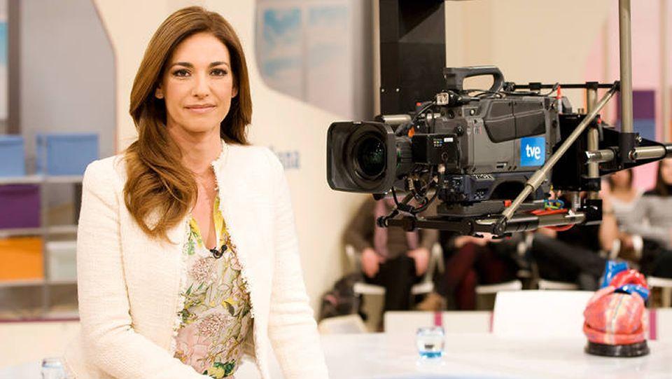 Entrega del premio «Persona del Año».Mariló Montero presenta el programa «La mañana de la 1» desde 200